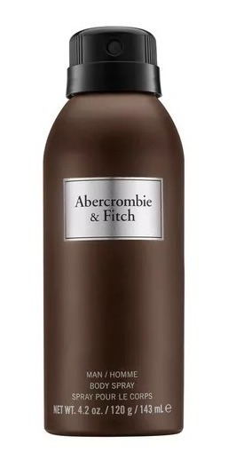 Body Spray First Instinct Abercrombie & Fitch 143 Ml