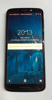 Celular Motorola Semi Novo