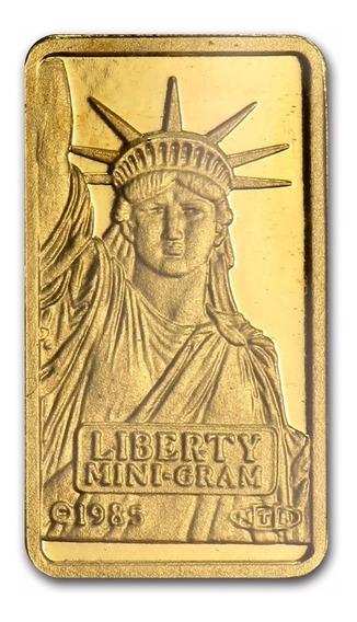 Robmar-lingote Oro Puro 0,999,9 De 2 G.sellada Certificada