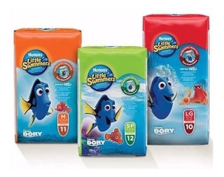 Huggies Little Swimmers Pañales Para Agua