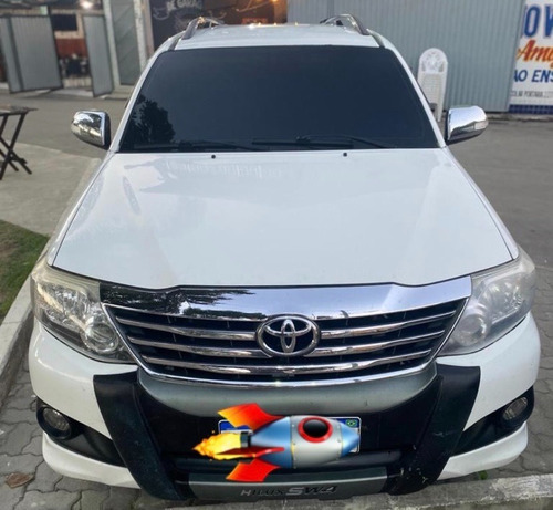 Imagem 1 de 7 de Toyota Hilux Sw4 2.7 Flex