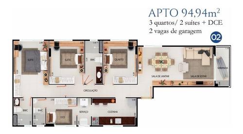 Apartamentos No Bairro Do Bessa - 23353-12327