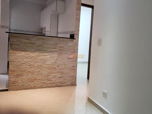 Apartamento No Bairro Rudge Ramos Em Sao Bernardo Do Campo Com 02 Dormitorios - L-30889