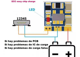 Easy Chip Charge Ic De Carga Universal