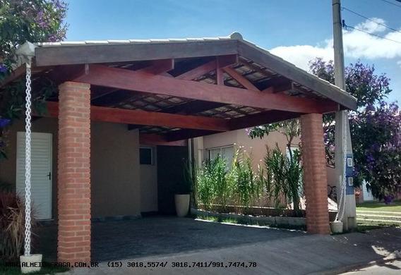 Casa Em Condomínio Para Venda Em Sorocaba, Vila Amato, 3 Dormitórios, 1 Suíte, 2 Banheiros, 2 Vagas - 553