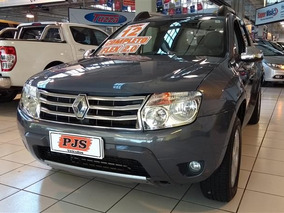 Renault Duster 2.0 Dynamique 4x2 16v Flex 4p Manual 2011/201