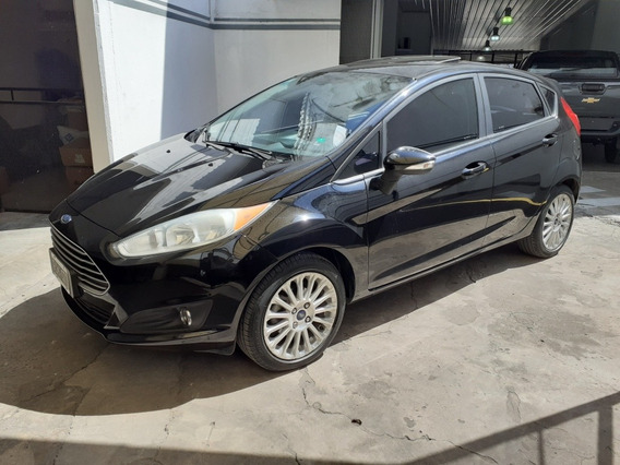 Ford Fiesta Kinetic Design 1.6 Titanium Powershift Unico!ma1