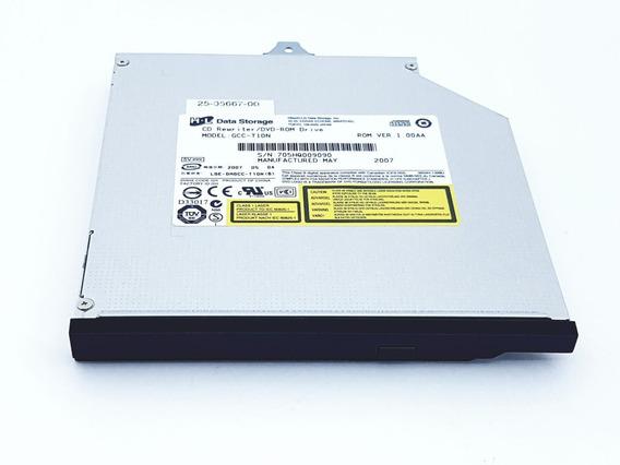 Drive Cd Dvd Notebook Grava Cd E Lê Dvd Ide Novo Gcc-t10n