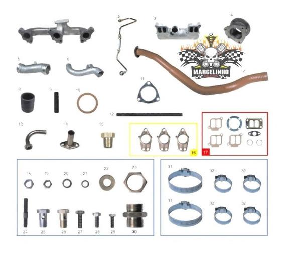 Kit De Turbinamento Caminhão Mbb 709 / 809 Om 364