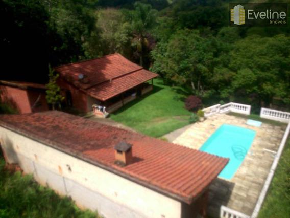 Salesópolis - Chácara A Venda - 3000m² - 3 Dms - 4 Vagas - V1021