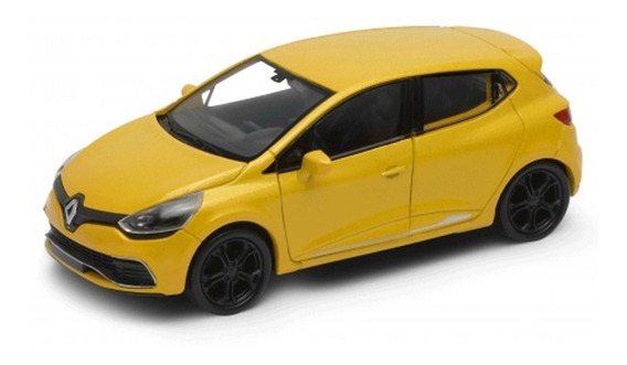 Renault Clio Rs Welly Escala 1:36