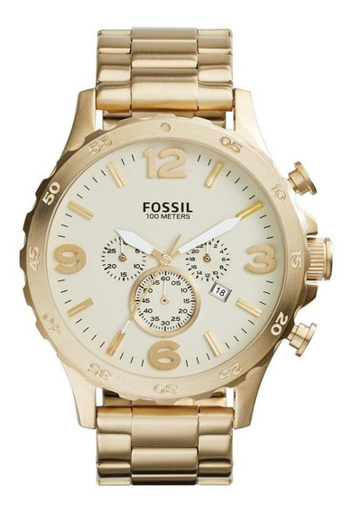Relógio Fossil Masculino Nate - Jr1479/4xn