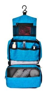 Organizador Neceser Viaje Porta Cosmeticos Travel Premium