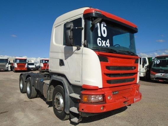 Cav. Mecanico Scania G440 A 6x4 15/16