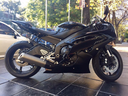 Yamaha R6 2011 Black Edition