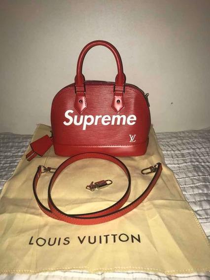 Cartera Supreme Louis Vuitton