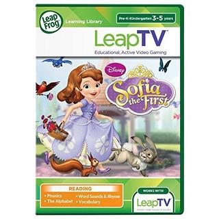Leapfrog Leaptv Disney Sofia El Primer Videojuego Educativo