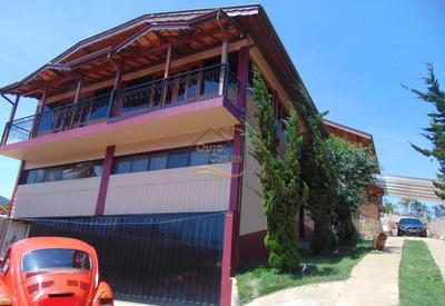 Casa À Venda,santo Antônio Do Pinhal. - Codigo: Ca2372 - Ca2372