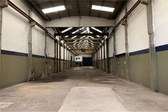Alquiler De Galpon En Zona Industrial De Lanus