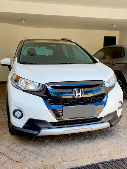 Honda Wr-v 2018 1.5 Exl Flex Aut. 5p