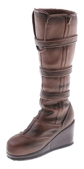 1/6 Escala Botas Zapatos Para 12 -inch Figura Femenina De