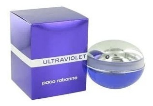 Perfume Feminino Ultraviolet Paco Rabanne Eau De Parfum