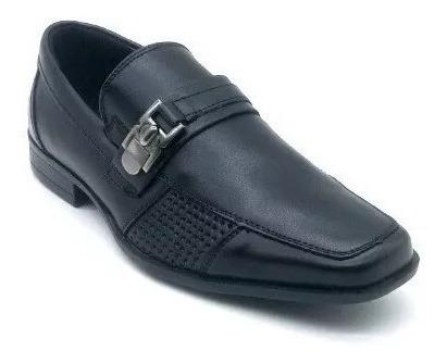 Sapato Social Infantil Criança Menino Masculino Nu 31 Ao 34