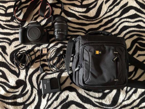 Câmera Canon Eos T5