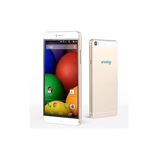 Indigi M8 Gsm 3g (gold) 6.0 Android Dualcam Smartphone Desbl