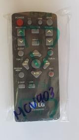 Controle Remoto Som Lg Mvc 903 Akb36086205 Novo Original