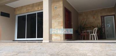 Casa Com 3 Dormitórios + Edicula À Venda, 260 M² Por R$ - Jardim Aurélia - Campinas/sp - Ca2661