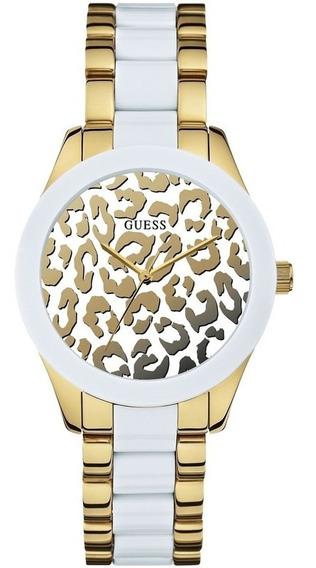 Relógio Guess Feminino Analógico 92514lpgsda1 W0344l1