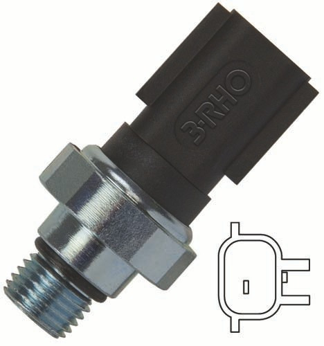 Interruptor Oleo Vw Cam Cargo Rosca Grossa(14) C Plug