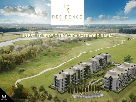 Excelente Departamento En Venta (4 Ambientes - 1° Piso) - Residence, Pilará