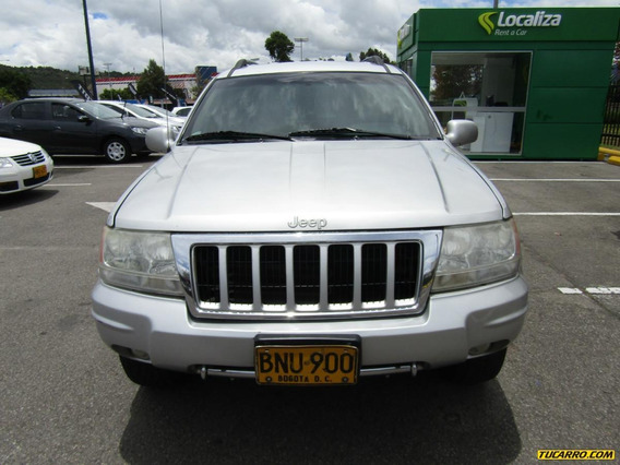 Jeep Grand Cherokee Limited At 4700cc Aa 4x4