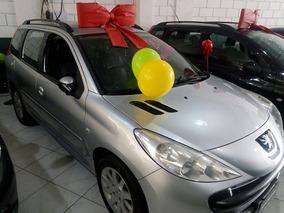 Peugeot 207 1.6 Sw - Automática - 2009