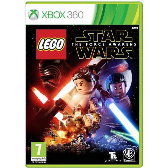 Lego Star Wars: Force Awakens - Xbox 360 Mídia Física