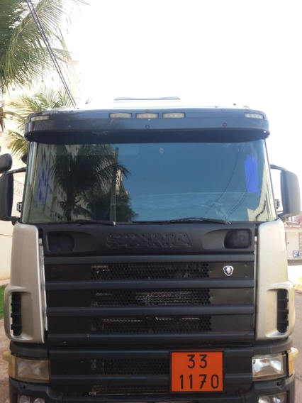 Scania R 124 400 - 2003 - 6x4 - Imperdivel - R$ 39.990,00