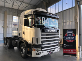 Scania R400 6x2 2004
