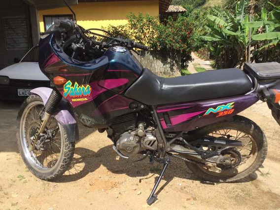 Honda Sahara