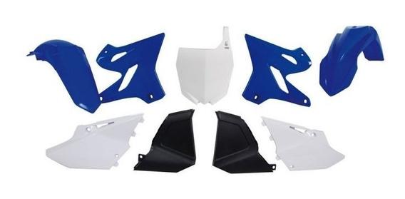 Kit Plastico 9 Peças Yamaha Yz Restyling R-kityz0-oem-000