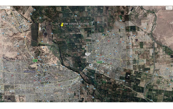 Vendo Terreno Productivo Zona De Chacras Cipo