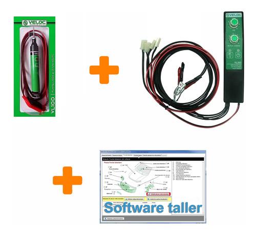 Punta Logica 12/24v Generador Pulsos Inyectores Veloc Soft !