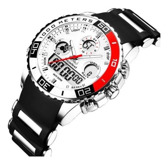Relógio Masculino Esportivo Digital Readeel Rd1282 Militar
