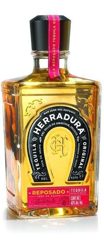 Imagen 1 de 1 de Tequila Herradura Reposado 700 Ml