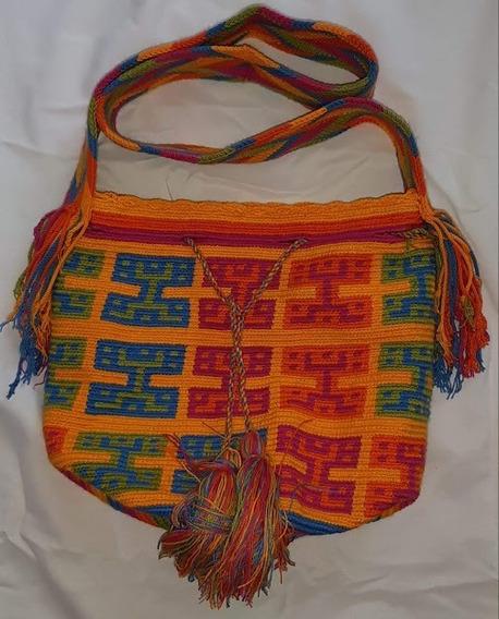 Linda Mochila Wayuu