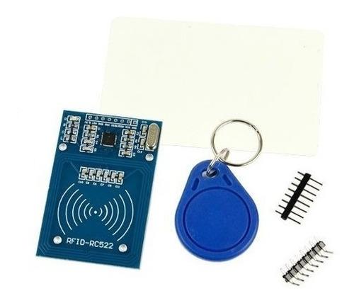 Módulo Rfid Rc522  +tarjeta + Llavero Arduino Refactron