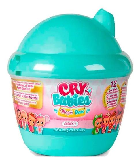 Cry Babies Mini Muñeca Sorpresa Magic Tears , Original Wabro