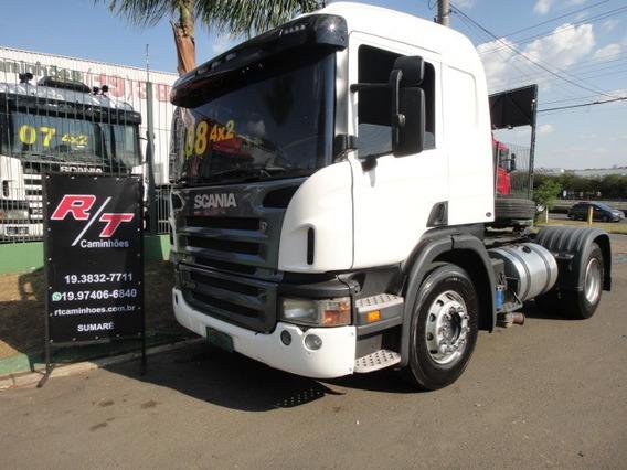 Scania P340 4x2 2008, P340, R380, R440, P310, Volvo Fh G
