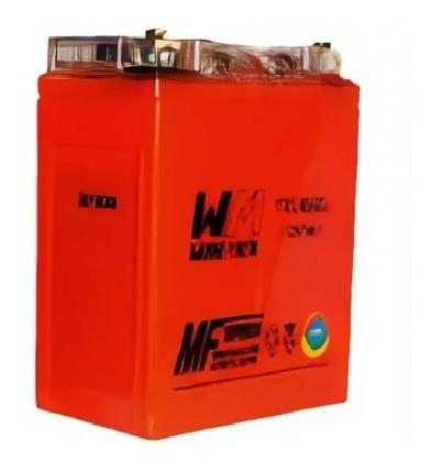 Bateria Gel Para Moto Ytx7l-bs Mh&s